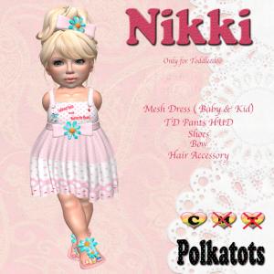 Polkatots Nikki